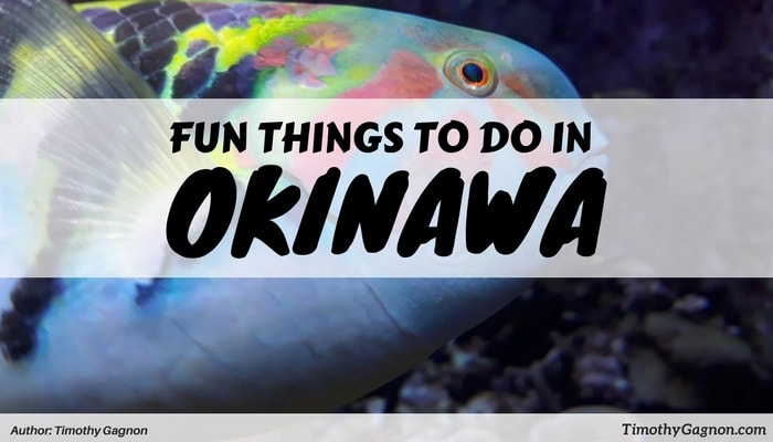 Okinawa: What to Expect, What to Do: